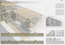 Nadbudowa dachu powstała na jednostce mieszkalnej...
