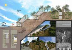 Projekt domków wakacyjnych w Chłapowie powstał...