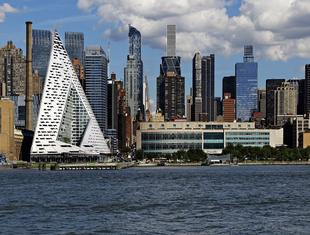 VIA 57 West w Nowym Jorku najlepszym wieżowcem świata