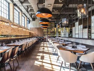 Restauracja Stixx Bar & Grill w Warszawie