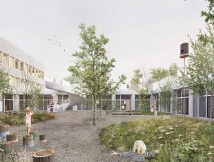 Architektura, która uczy – wyniki konkursu na projekt szkoły przy ul. Zaruby w Warszawie