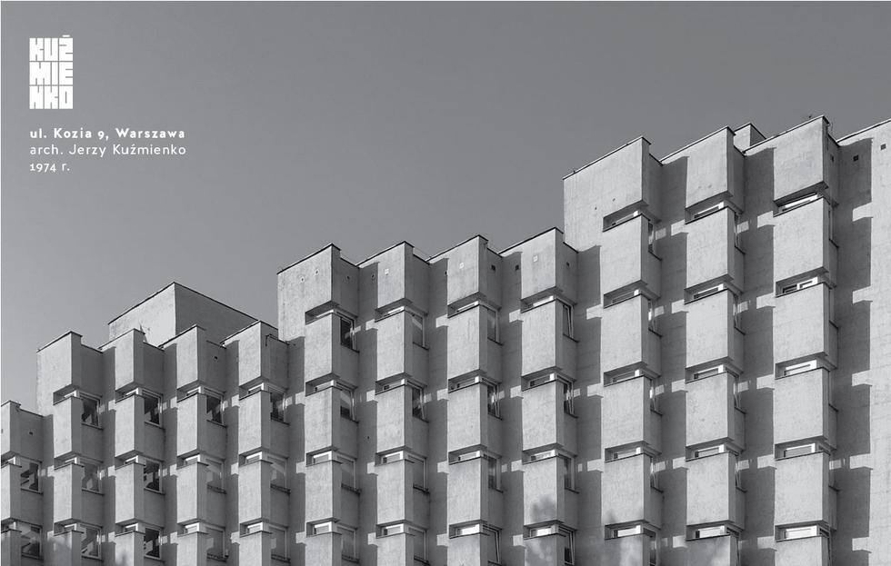 Rzeźbiarski wyraz architektury. Monografia Jerzego Kuźmienki